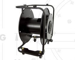 Hannay Reels AVF-18C Portable, Stackable With Optional handle & Supplied With Caster