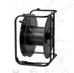 Hannay Reels AVD-2 Portable, Stackable With Optional Handle & Caster Suitable For All Cable