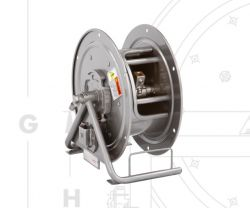 Hannay Reels SGCR 10-17-19 Utility Grounding Automatic Spring Rewind Cable Reels