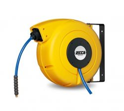 ZECA 805/10 Spring Return Water Or Air Hose Reel C/w 16mtr of 10mm (3/8