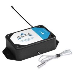 Monnit MNS2-8-W2-TS-HT-L03 ALTA Wireless RTD High Temperature Sensor with 3 Foot Probe - AA Battery Powered