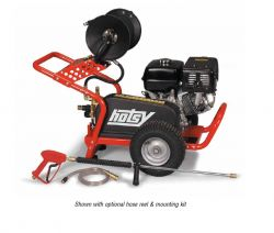 HOTSY BX-282039 1.107-026.0 Cold Water Pressure Washer - Gas Engine Belt Driven, 2.8 GPM, 2000 PSI, 163 CCs